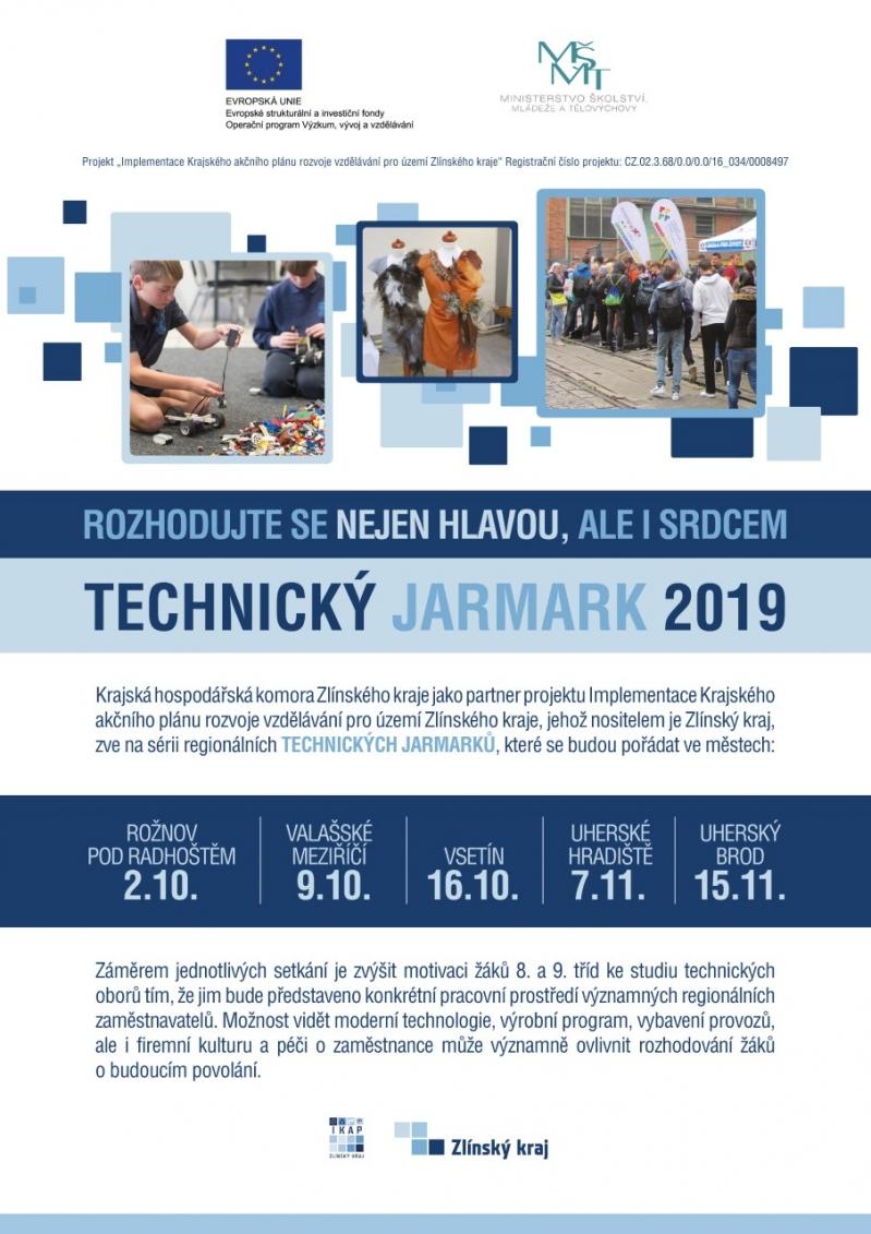 Technický jarmark 2019