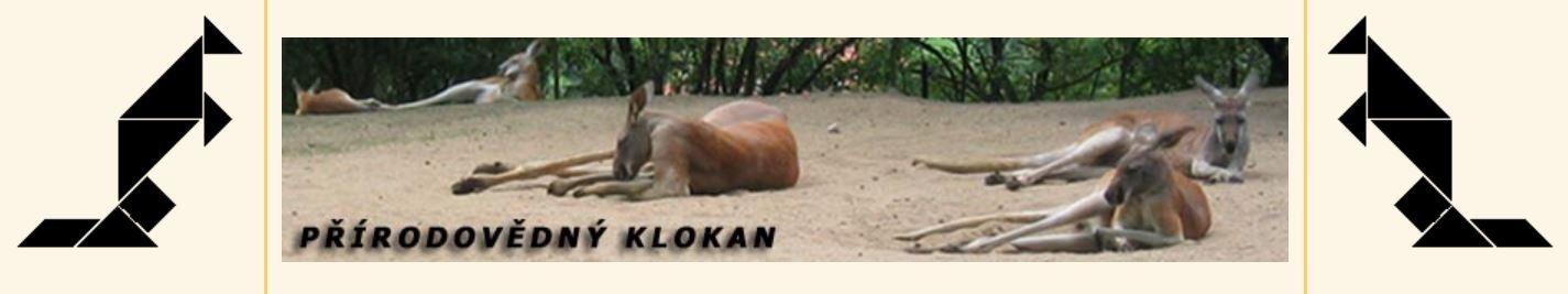 Přírodovědný klokan