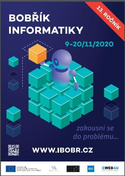 Bobřík informatiky