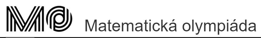 Matematická olympiáda okresní kolo 5. ročník