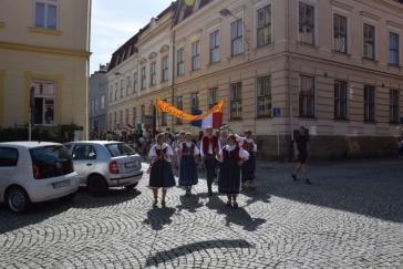 Oslava 55. výročí ZŠ Křižná