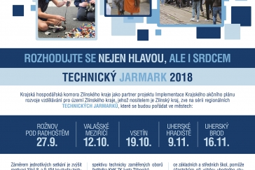 Technický jarmark 2018