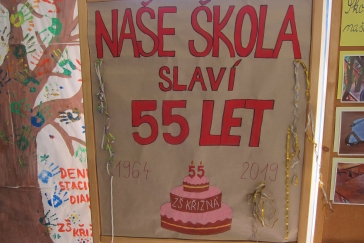 55 let ZŠ Křižná