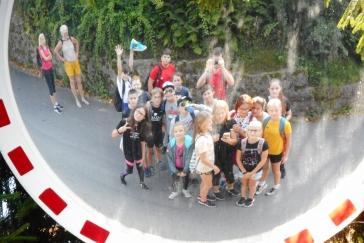 Adaptační kurz 6. tříd na ZŠ Křižná