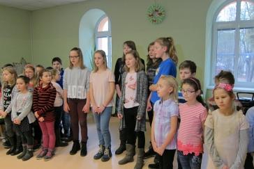 Vánoční besídka v Diakonii