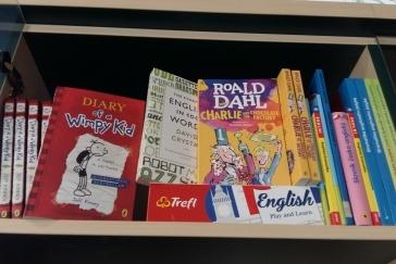 Anglická knihovna