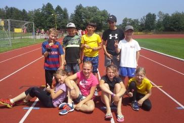 Atletická všestrannost – okrskové kolo