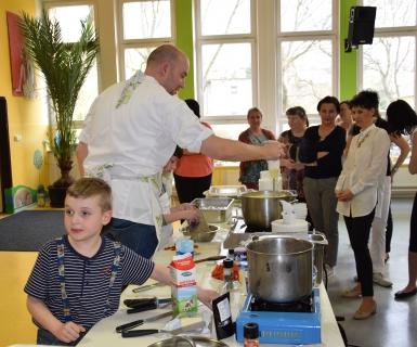 Ondřej Slanina - ukázka zdravého vaření