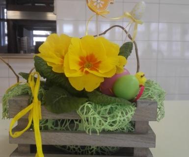 Velikonoce ve školní jídelně