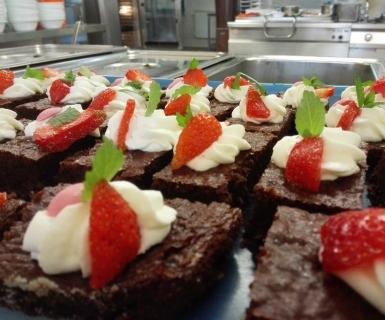 Zátiší :-) Fazolový brownies 1.6.