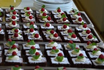 Fazolové brownies - bezlepkové